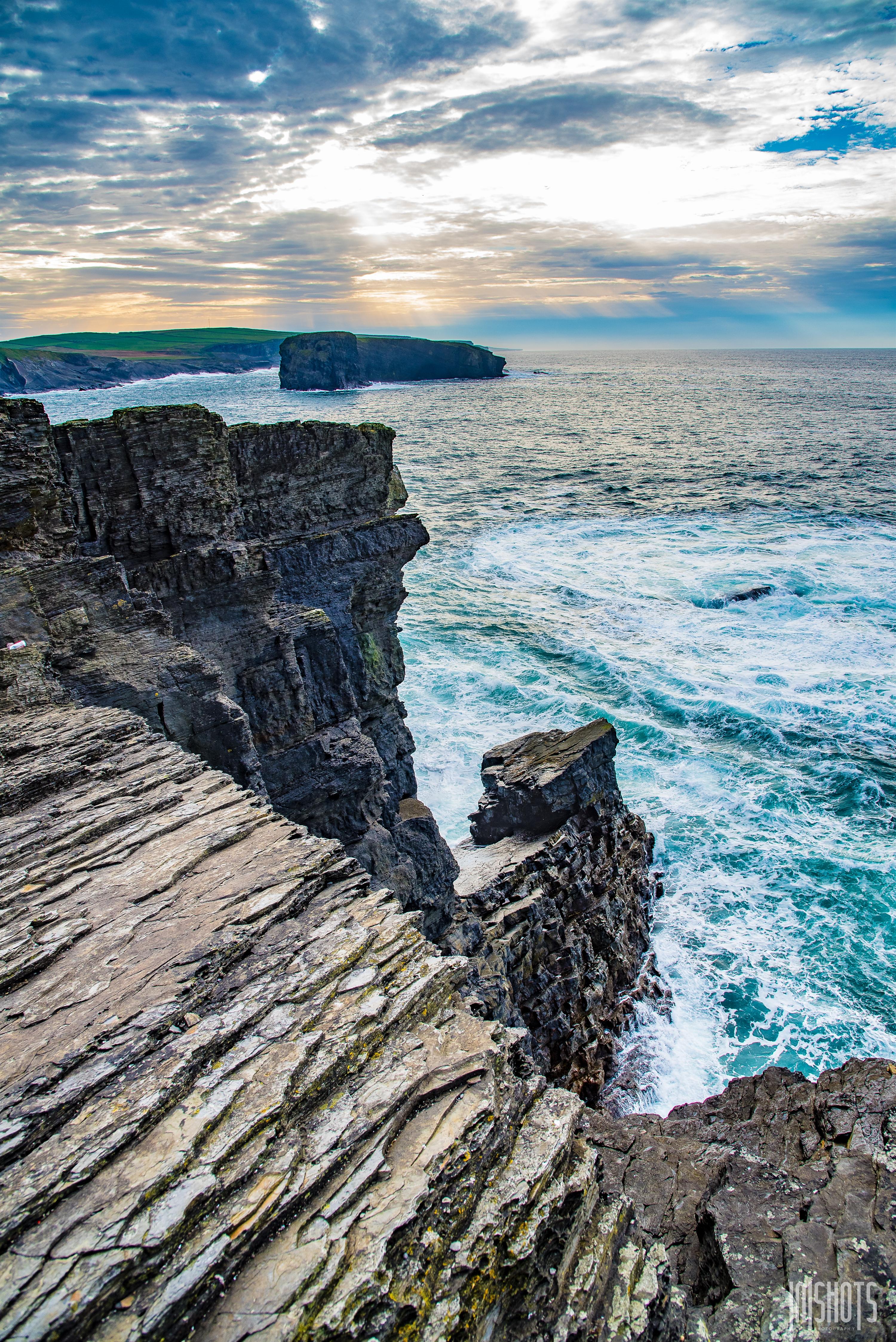 Kilkee Cliffs