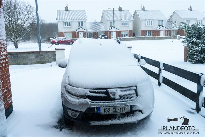 Winter in Irland