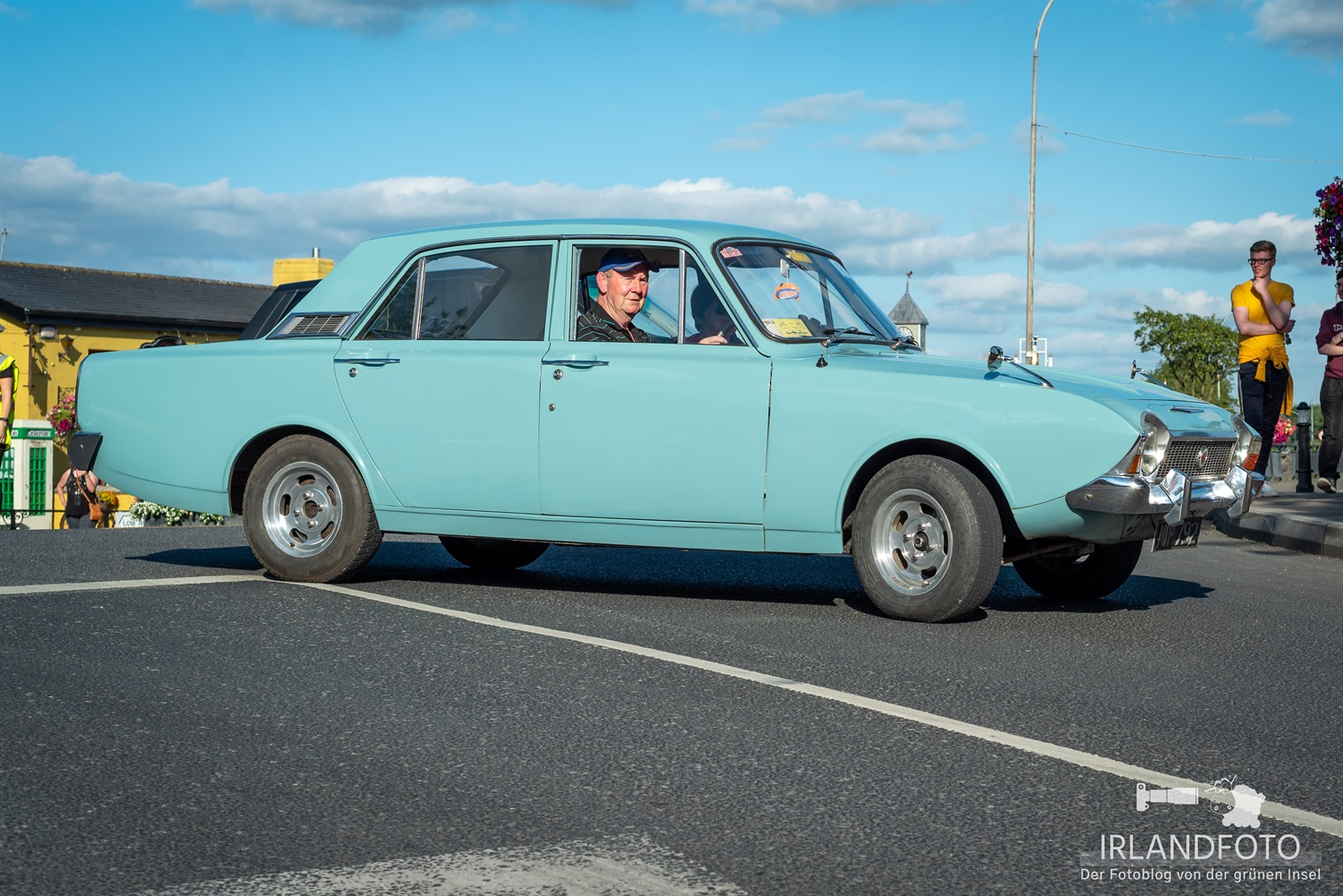 Retro Cannonball Ireland 2019