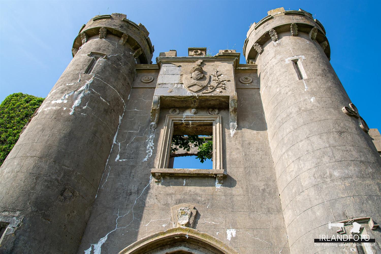 Clifden Castle, Co. Galway