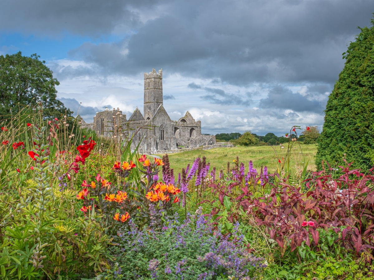 Quin Friary, Co. Clare