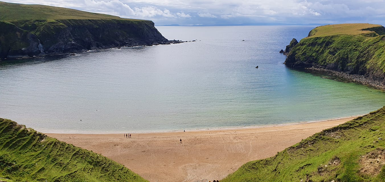 Silver Strand, Co. Donegal