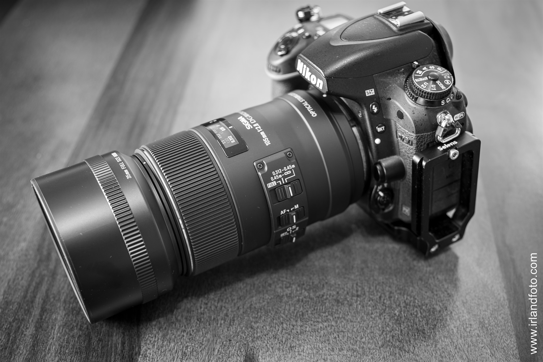 Nikon D750 +Sigma 105mm