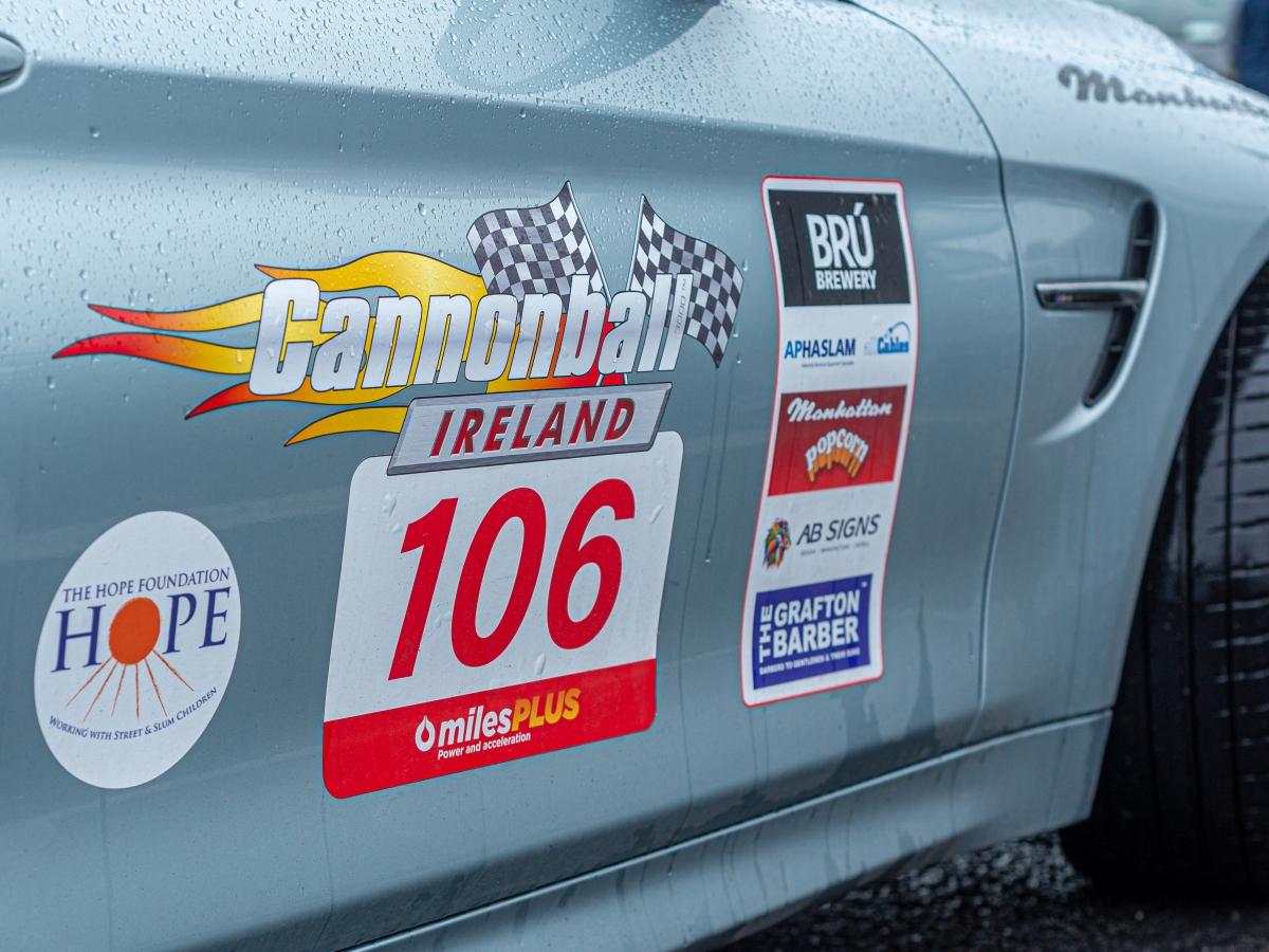 Cannonball Ireland 2021